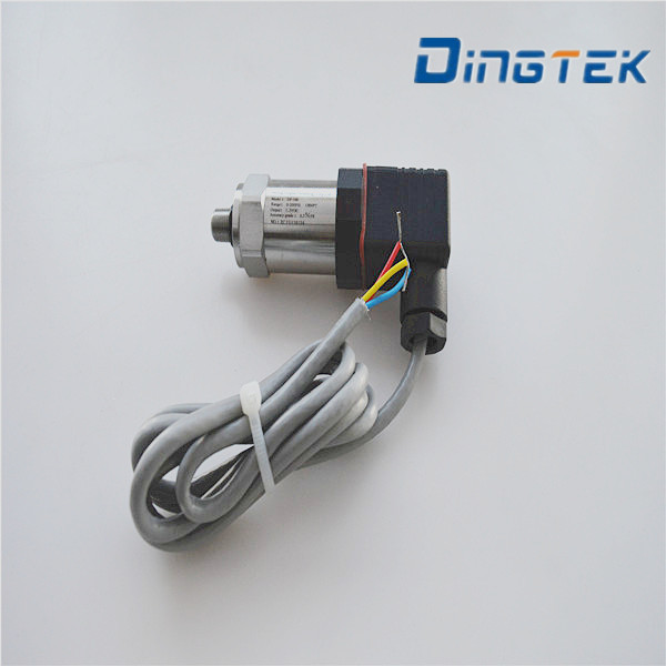 DP100 pressure sensor for air compressor digital oil pressure gauge high pressure regulator with high resolution and quality