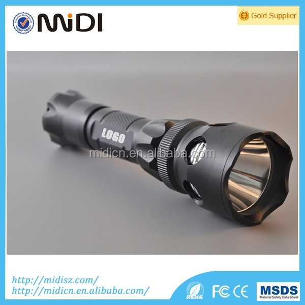 Tactical ultra-bright hunting special light flashlight five shots long-range
