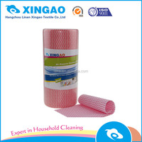 Woodpulp Nonwoven Spunlace Cleaning Towels