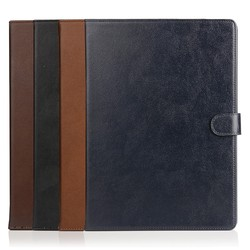genuine leather pattern 9.7 inch tablet covers for ipad case tablet pc case for ipad pro 9.7