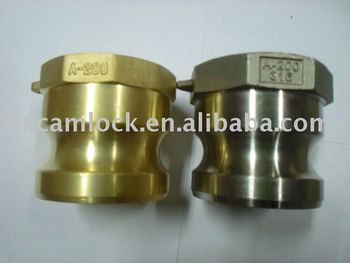 Camlock Couplings stainless steel