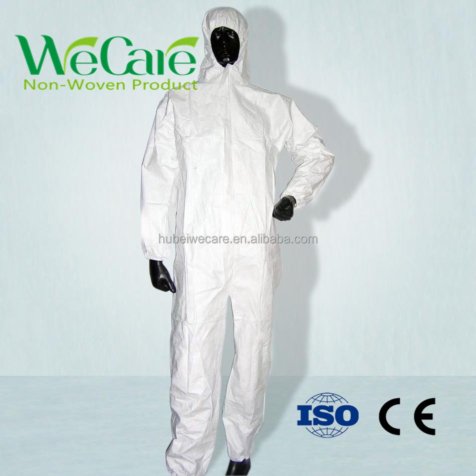 Liquid Chemicals and Biological Resistance Disposable Coverall