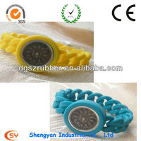 Hot Sale Popular New Silicone Watch