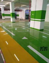 Anti dust paint concrete floor paint epoxy floor coating
