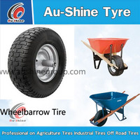 6x2 small pneumatic rubber wheel