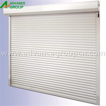 Factory price stable motorized roller shutter doors
