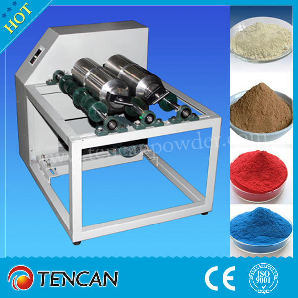 Timing control panel lab three roll ball mill