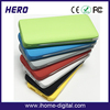Hot sale and super thin mini holder credit card power bank mobile charger specifications