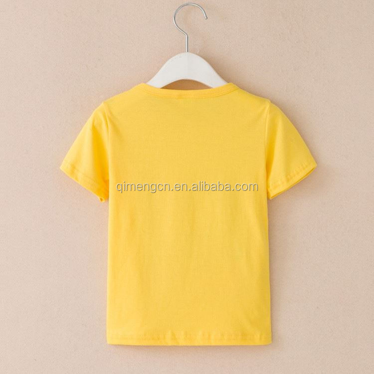 Hot Selling attractive style printing blank t shirts with competitive price