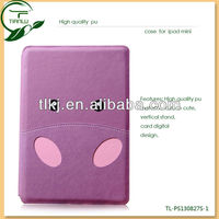 Most popular belt clip case for apple ipad mini protecter case paypal accepted 2014 new arrival