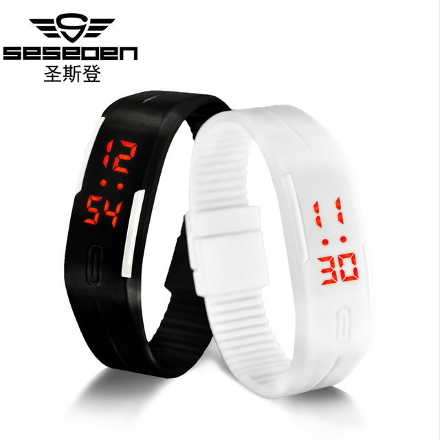 Touch Screen LED Bracelet Digital Watches For Men&Ladies&Child Clock Womens or Wrist Watch Sports Wristwatch Relogio Masculino