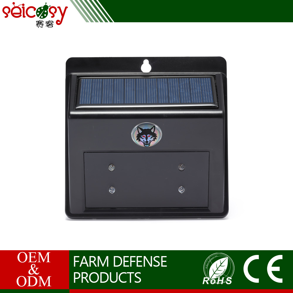 Stable quality no noise IP 65 ROHS ultrasonic bird control