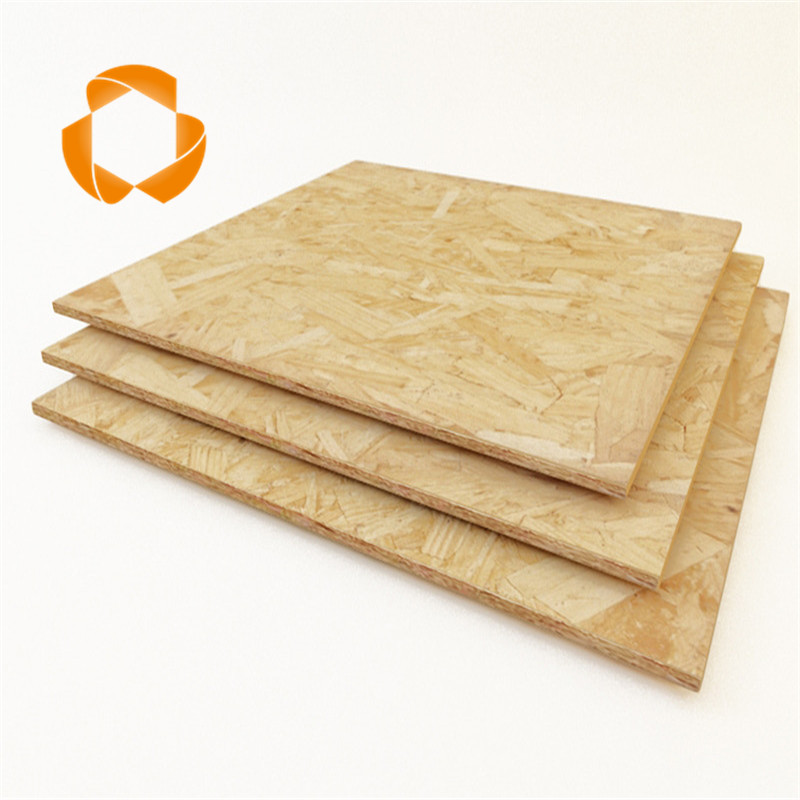 high quality 9mm 15mm pine core OSB with whosale price