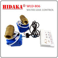 EUR Hot Selling Water Leakage Detector Alarm System with Motion Sensor and Voice Recording
