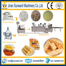 Top Quality Cereal Candy Bar Making Machine