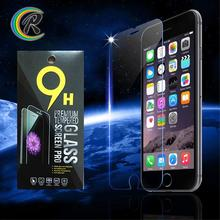 smart phones for iPhone 7 anti-spy ballistic tempered glass for apple iPhone 7 nano screen protector