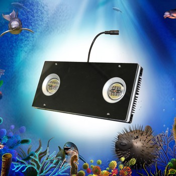 Lumini led lamp full led aquarium lighting for marine tank Alibaba