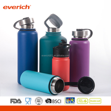 Sports Powder Coating Double Wall Vacuum Insulated Stainless Steel Vacuum Flask
