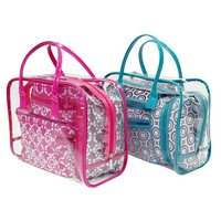 Promotional pvc make-up cosmetics bag