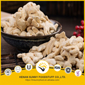 Common cultivation dried ginger whole China origin yellow color
