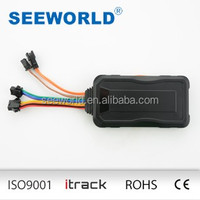 Global use quad band imei activate gps tracker platform software TR06