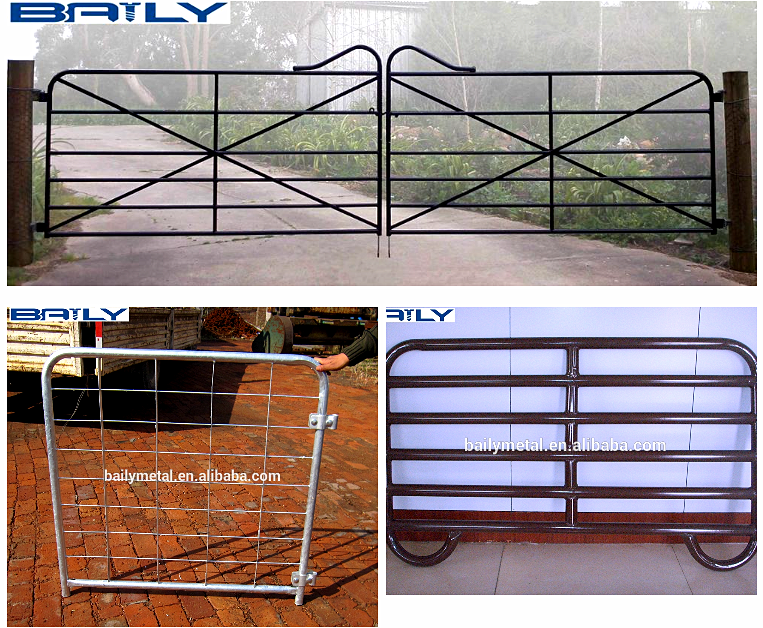 manufacturer supply cheap sheet metal fence panels for