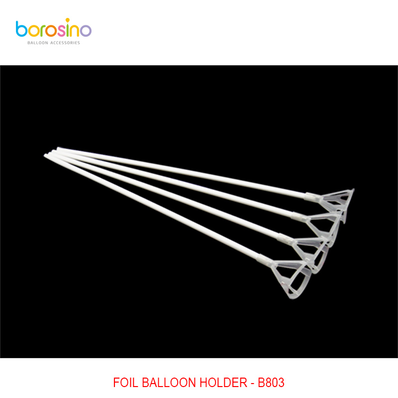 B803 Plastic Foil Balloon Holder For Decoration