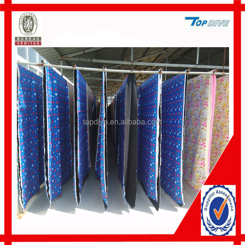 Neoprene rubber sheet fabric for cheaper sale