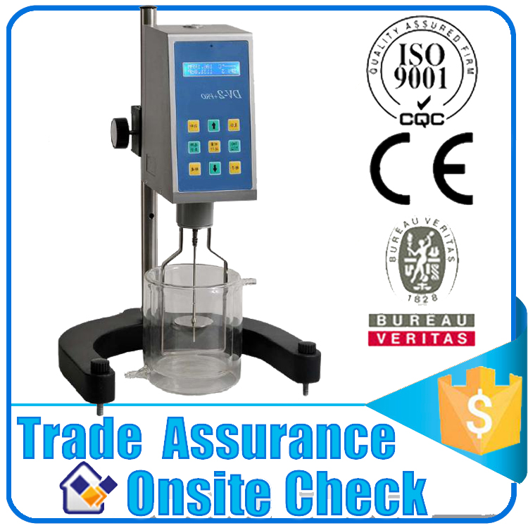 Digital Viscometer Machine for Industrial