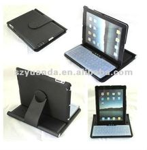 Newest Apple iPad4 360 Degree Rotation Wireless Bluetooth Keyboard Cases