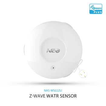 neocoolcam home automation 868mhz/908mhz mobile phone remote control wireless zwave water leak sensor with probe