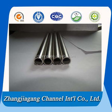 stainless steel tube internal threaded lean tube