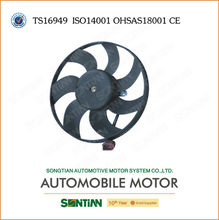 100% New DV 12 Volt fan motor for Golf V,Golf Plus, Seat Altea for Aftermarket from China Factory