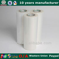Chinese Producer Hot Sale Poly Stretch Film