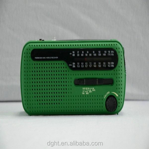 High quality Cell phone /Mp3 &Mp4 Charging Jack air band air band portable radio