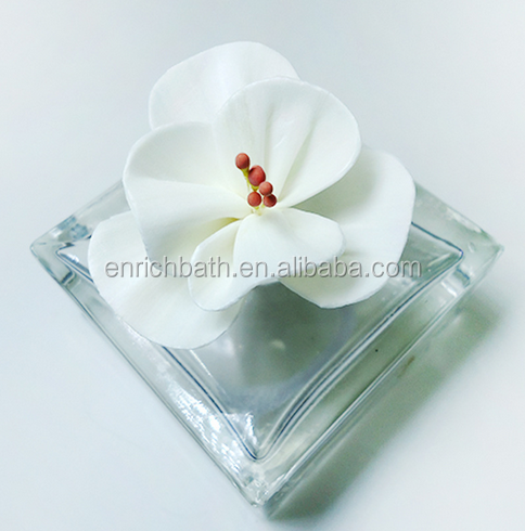 Cherry blossoms sola flower scented wood flowers artificial wood flowers