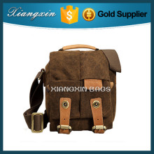 Men Vintage Canvas Shoulder Bag Outdoor Sports Menssenger Bag