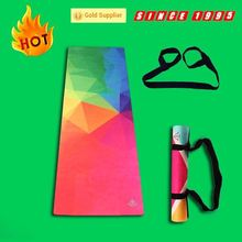 Anti-slip yoga mat/exercise yoga mat wholesale