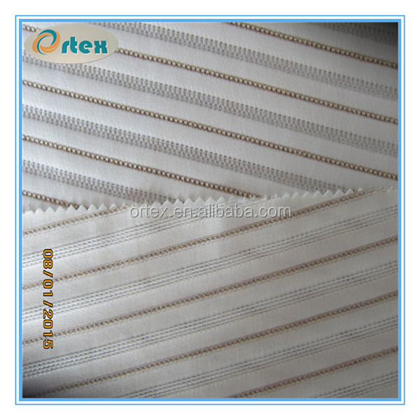 nylon spandex metallic lurex fabric