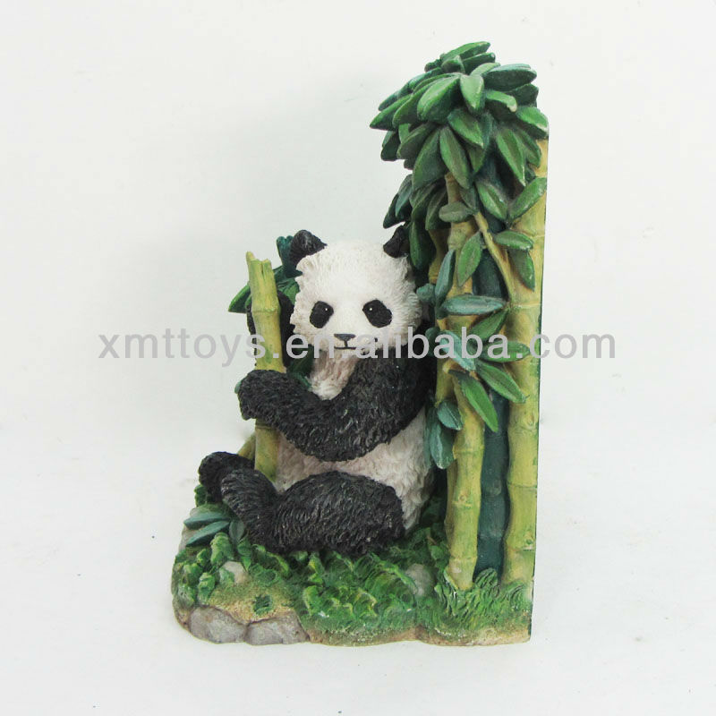 chinese panda resin decoration home