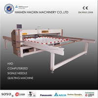 HXD-30 computerized single head quilting machine,industrial quilting machine