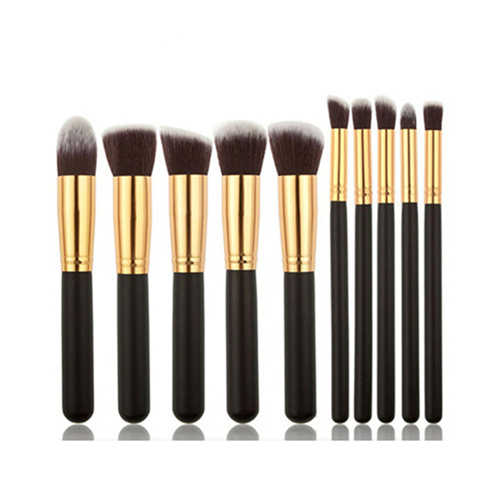 Fancy Metal Cosmetic Beauty Make Up Make Up Brushes Gradient 10pcs Makeup Brush Set Buy Heart Shape Plastic Handle Foundation Cosmetic Makeup Brush High Quality Custom Logo 10pcs Synthetic Glitter Travel Cosmetic Makeup