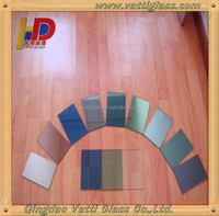 all colors float tinted glass,tempered tinted glass with low price