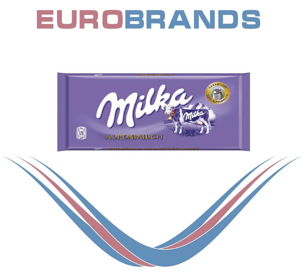 Milka Chocolate 100 g.