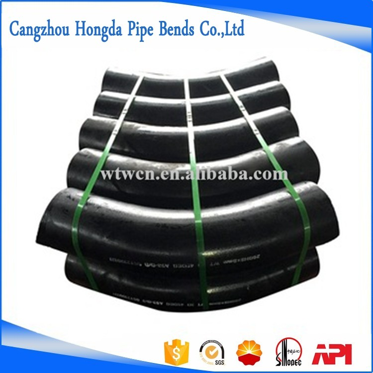 Latest chinese product gi Carbon steel pipe bend from online shopping alibaba