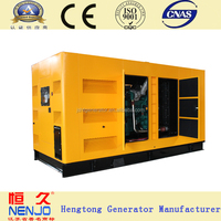 Silent/ soundproof type YUCHAI 30KW/ 40KVA small diesel generator/ genset for sale( 30KW~660KW)