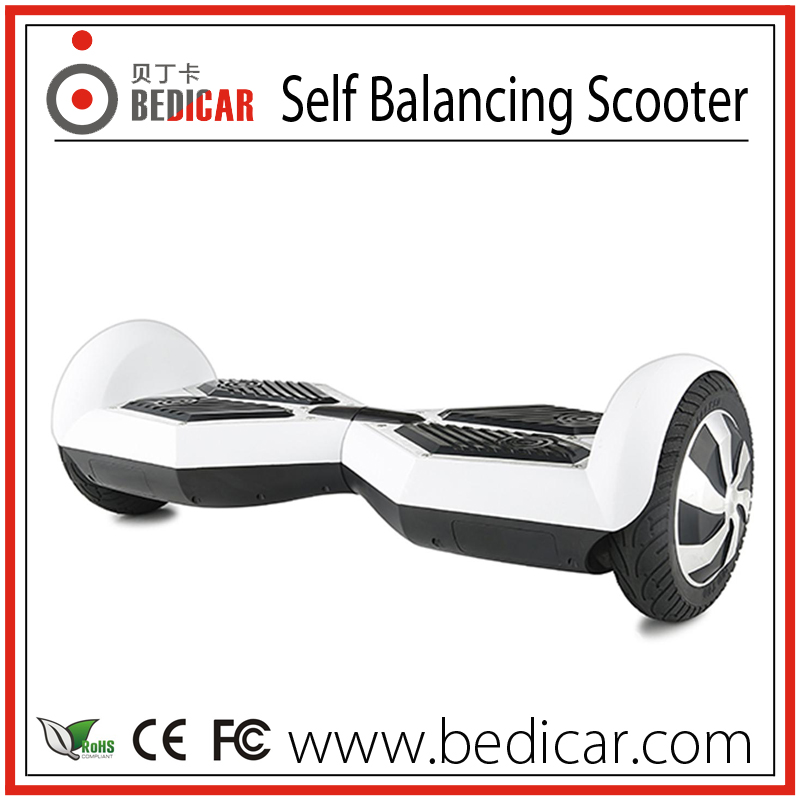 Bedicar smart 8 inch 2 wheel self balancing electric scooter chinese scooter manufacturers