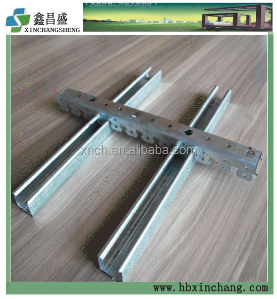 Suspended ceiling accessories/ metal profile
