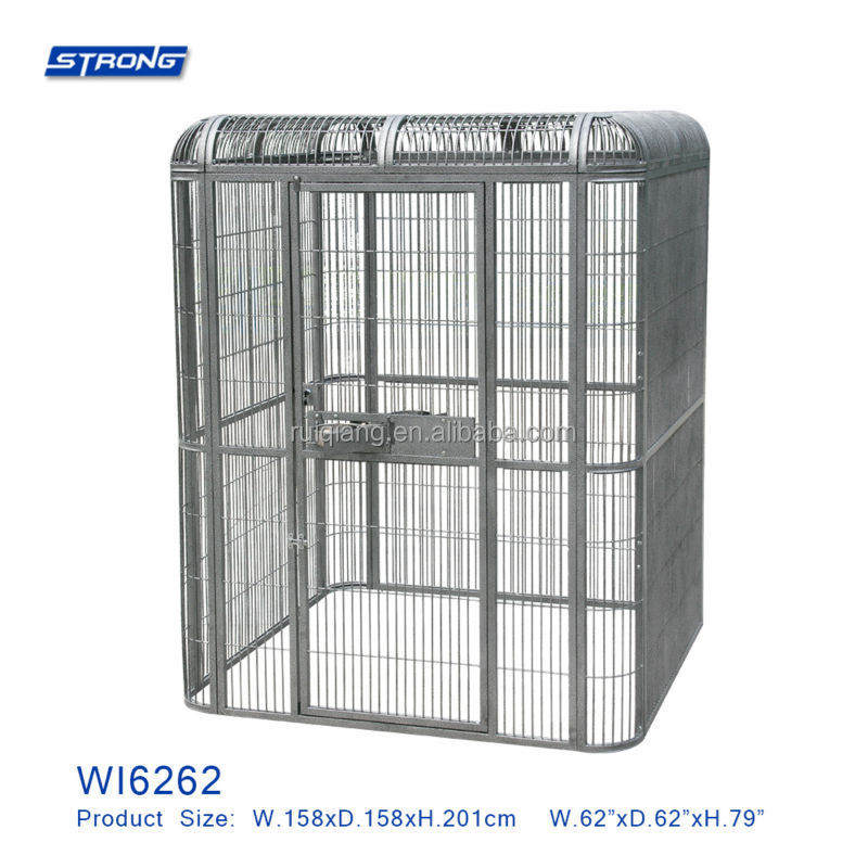 WI6262 (Walk-in Parrot Aviary)