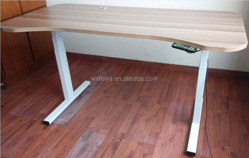 Best selling computer table manufacture in Wuxi JDR